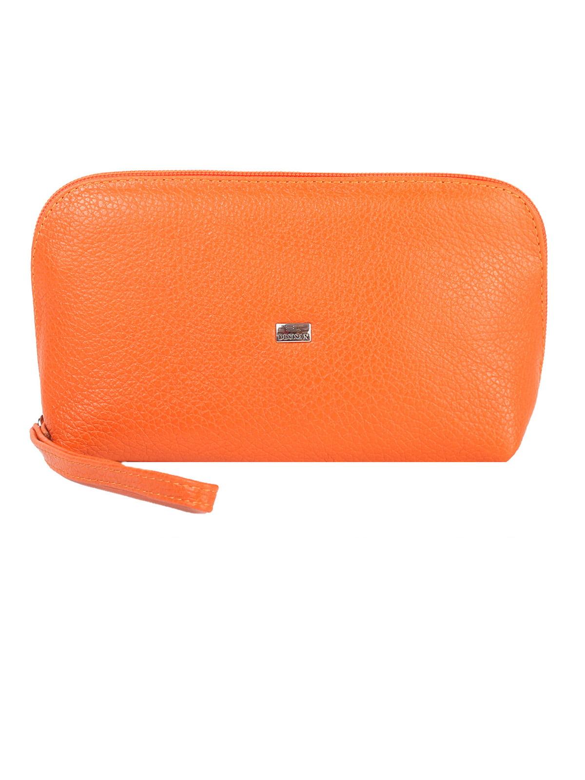 Косметичка помаранчева | 4950586