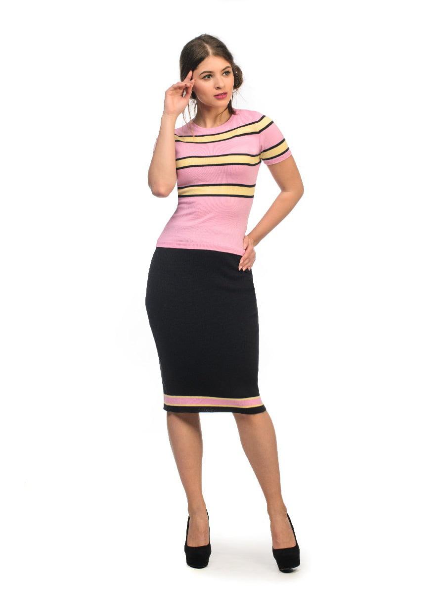 Комплект: футболка і спідниця   4979634