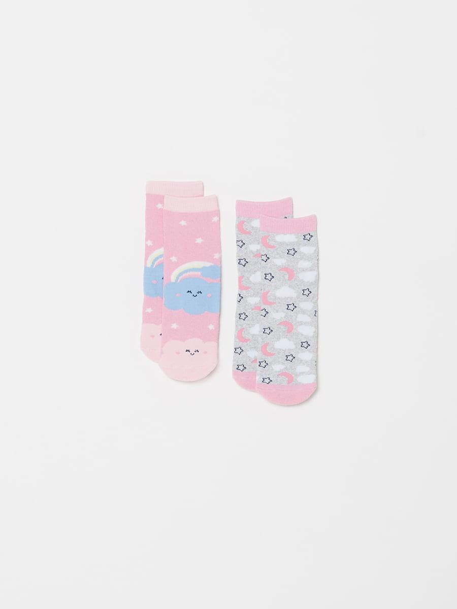 Набір шкарпеток (2 пари) | 4876580