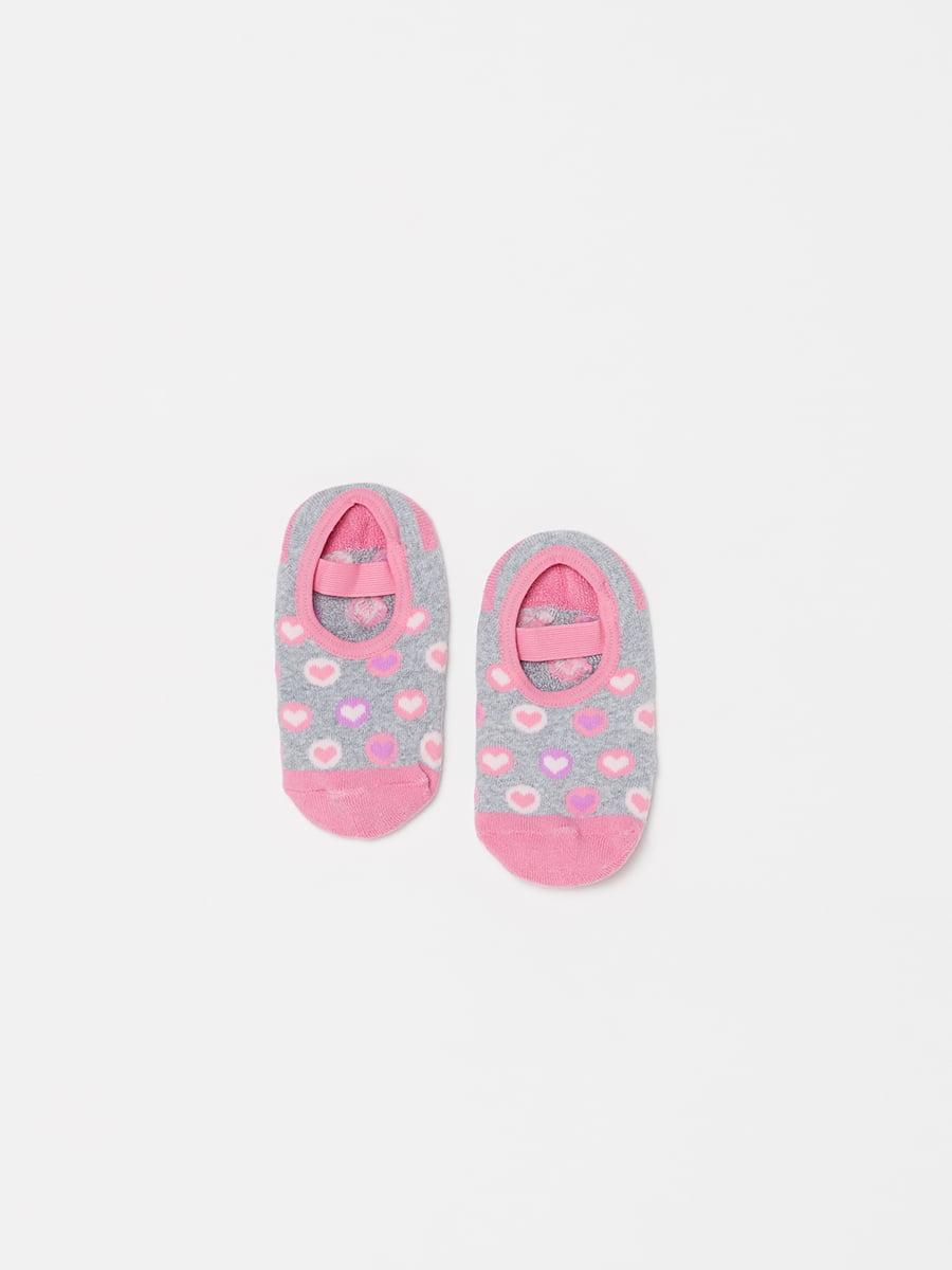 Шкарпетки сірі | 4903008