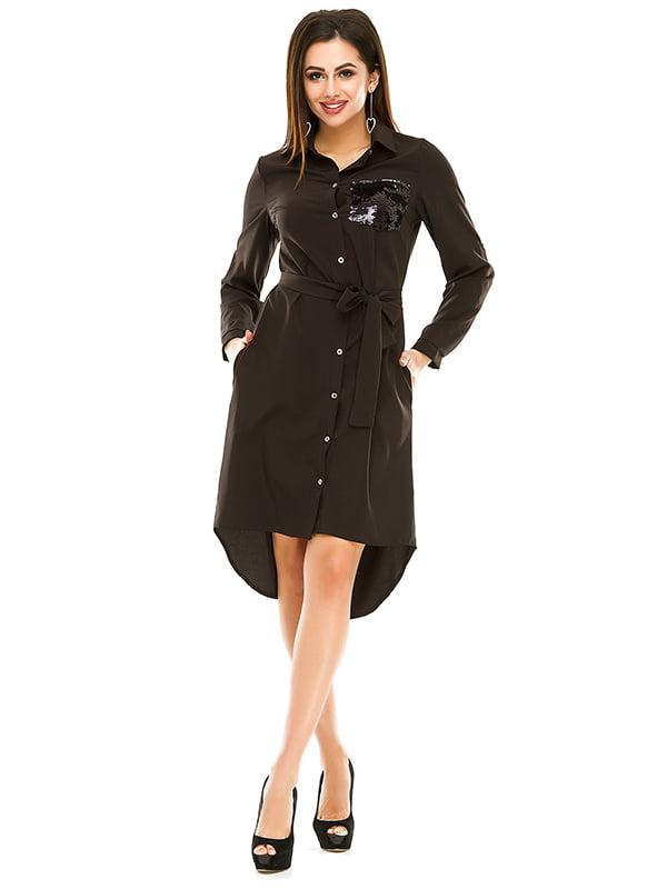 Платье черное | 4979888