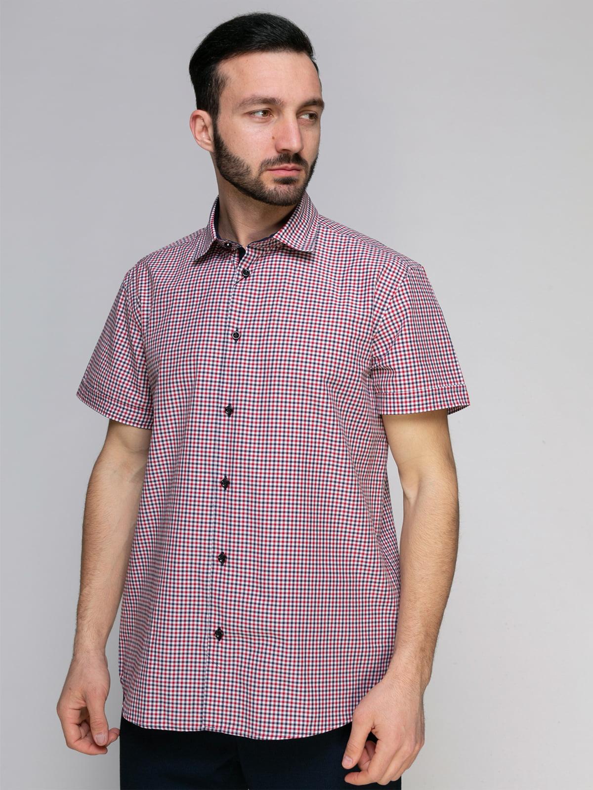 Рубашка клетчатая | 4959198