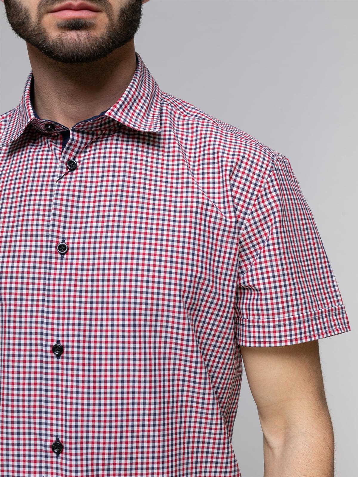Рубашка клетчатая | 4959198 | фото 3