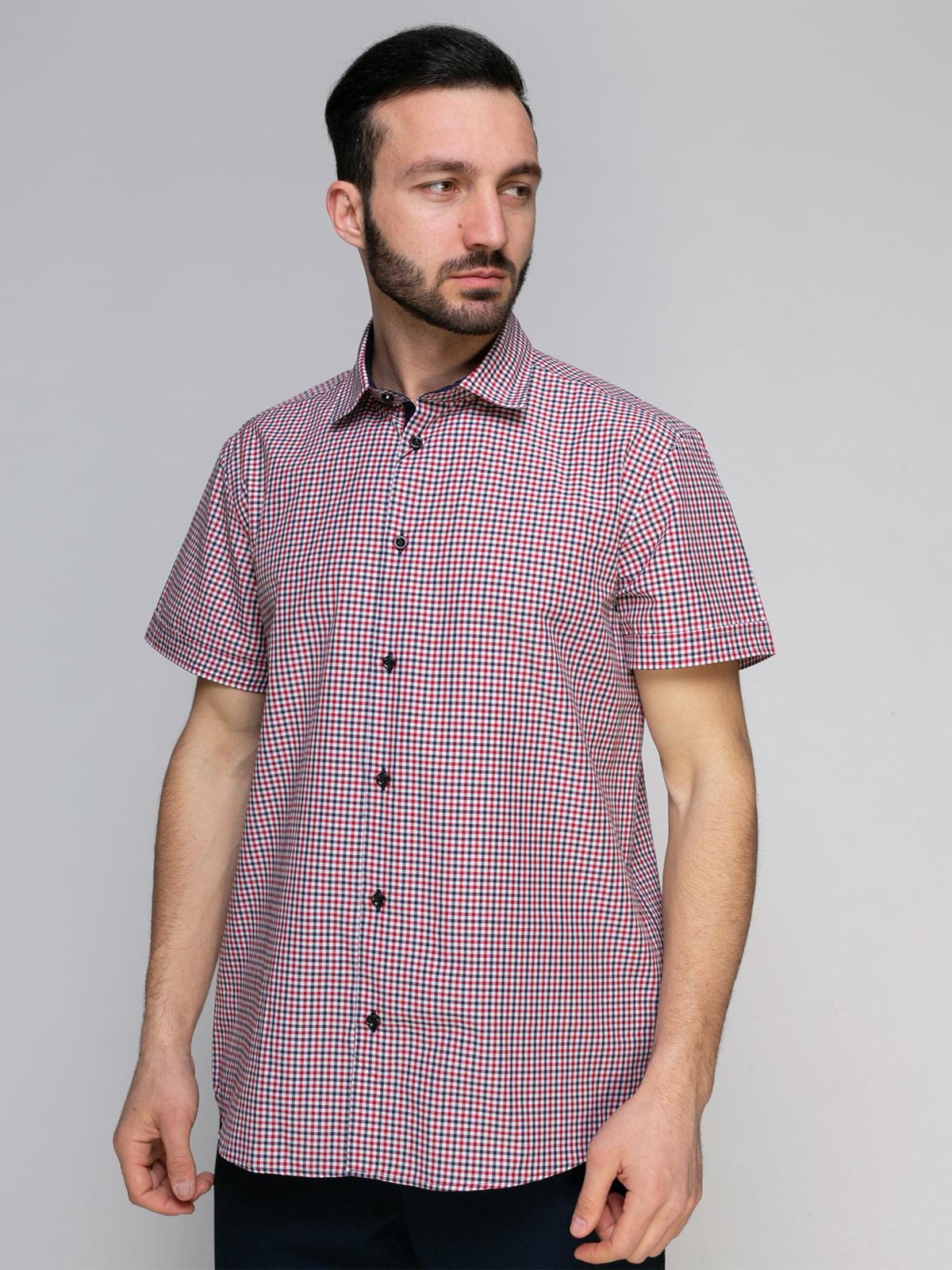 Рубашка клетчатая | 4959312