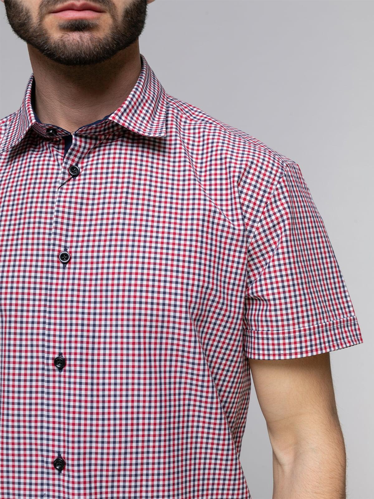 Рубашка клетчатая | 4959312 | фото 3