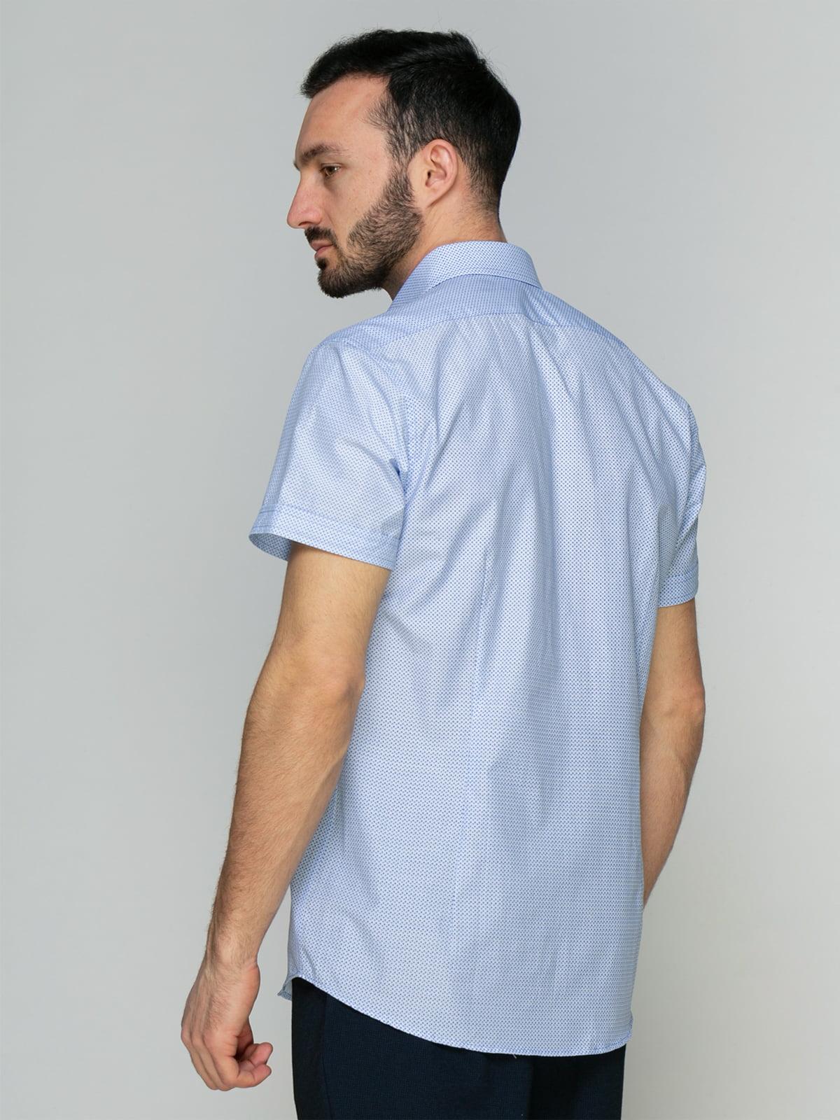 Сорочка блакитна | 4959262 | фото 2
