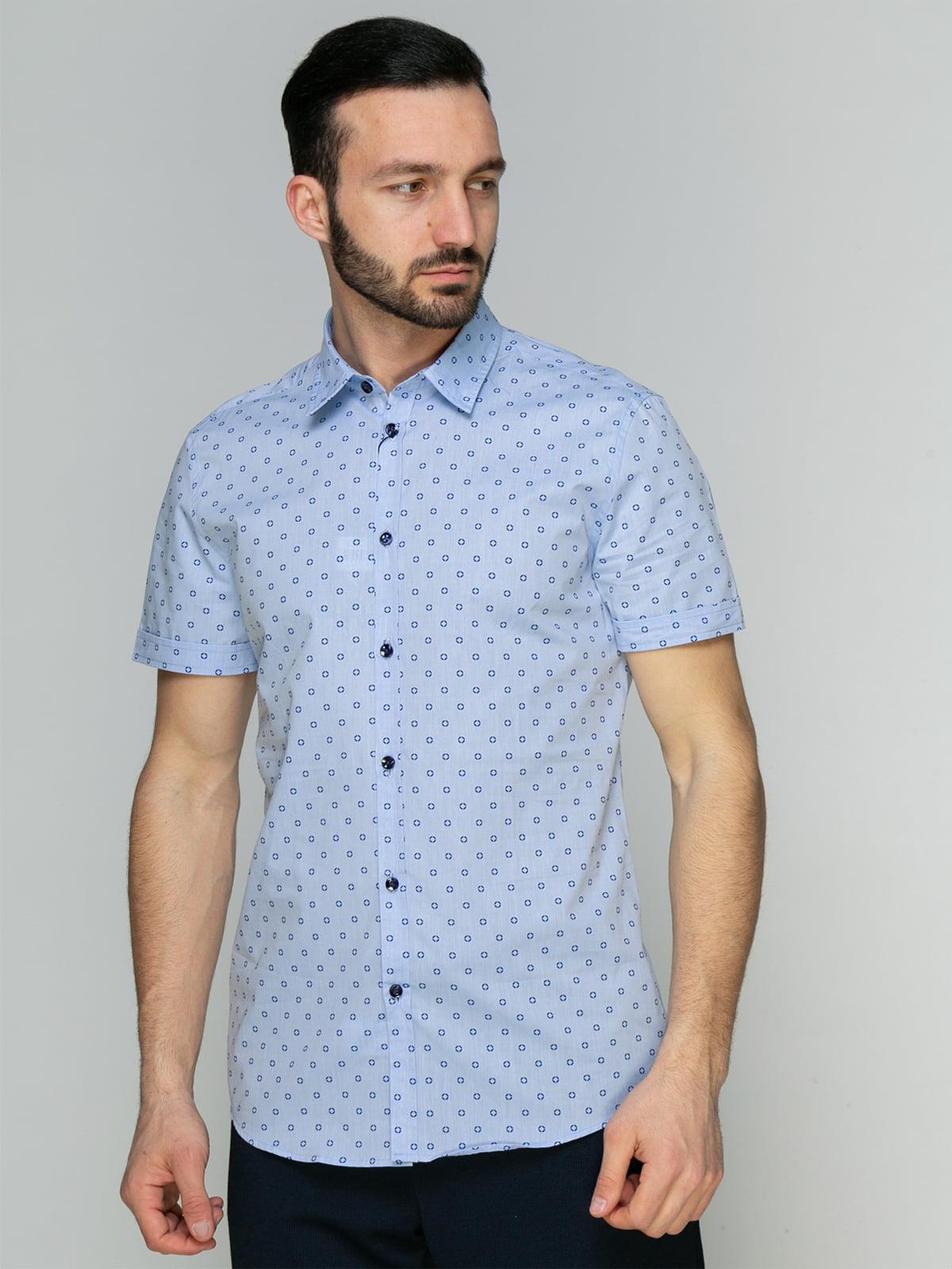 Рубашка в горох | 4959319