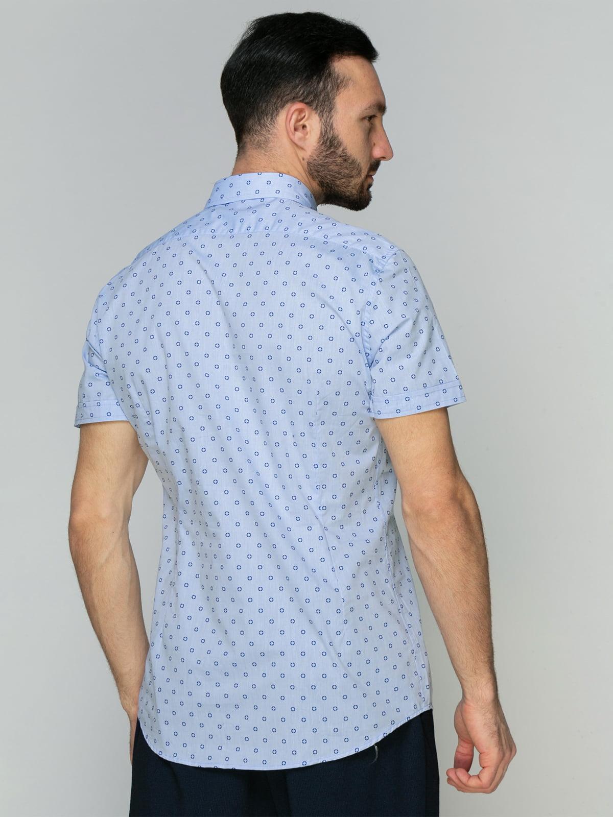 Рубашка в горох | 4959319 | фото 2