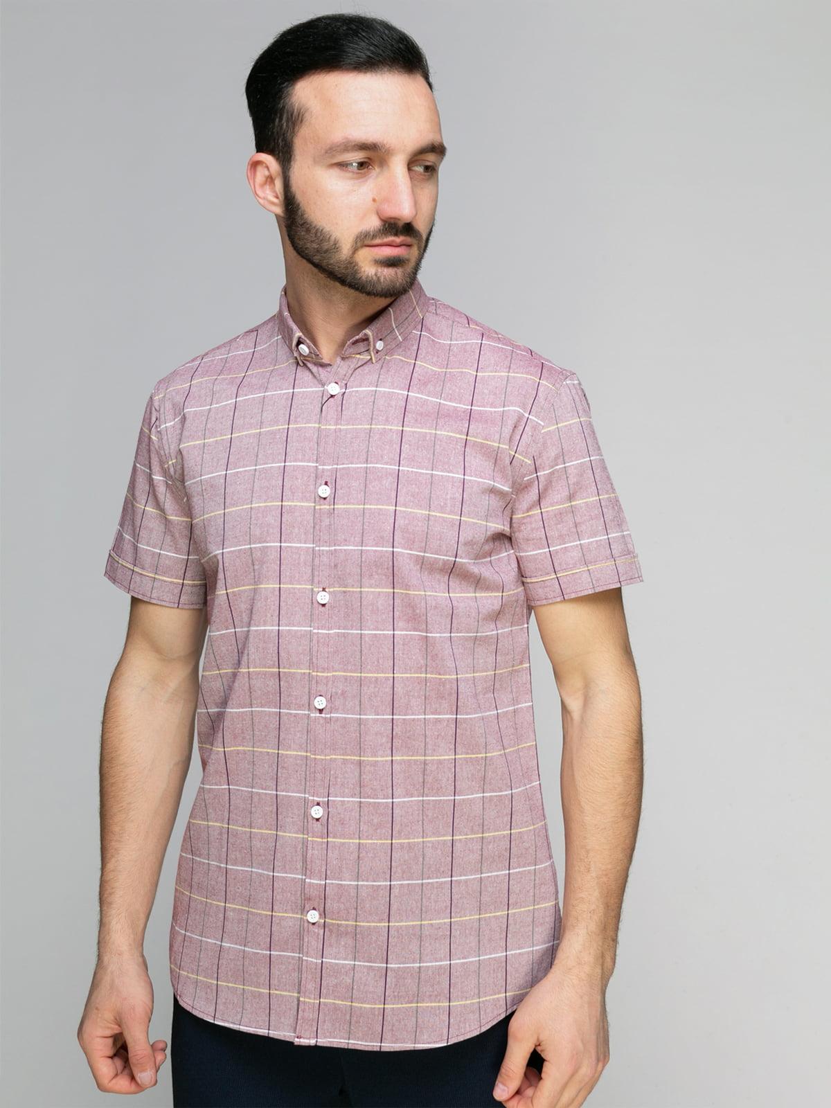 Рубашка клетчатая   4959238