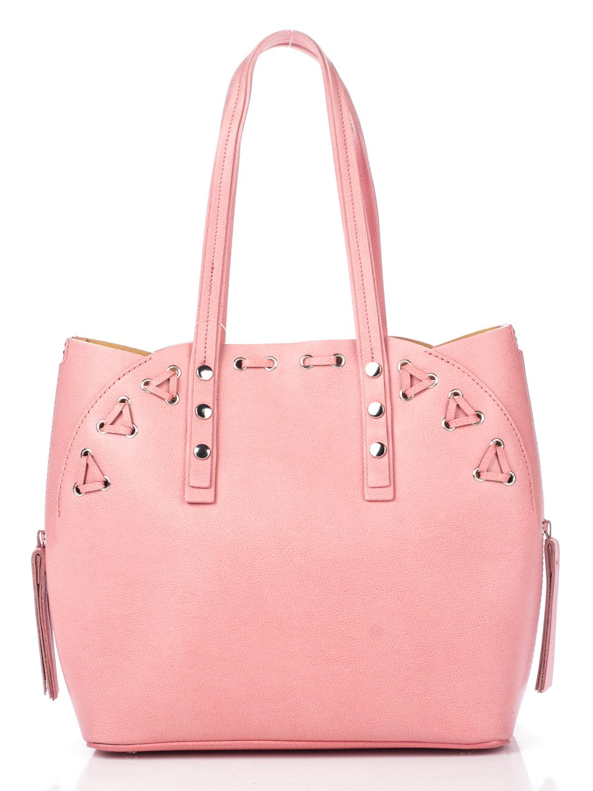 Сумка рожева | 4757002