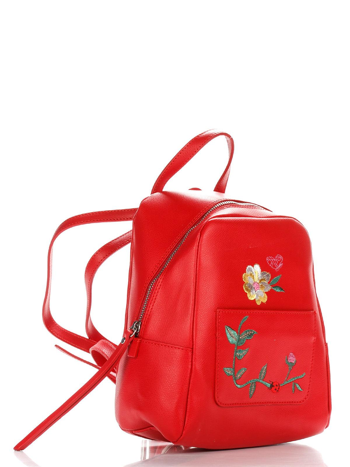 Рюкзак червоний   4757100   фото 3