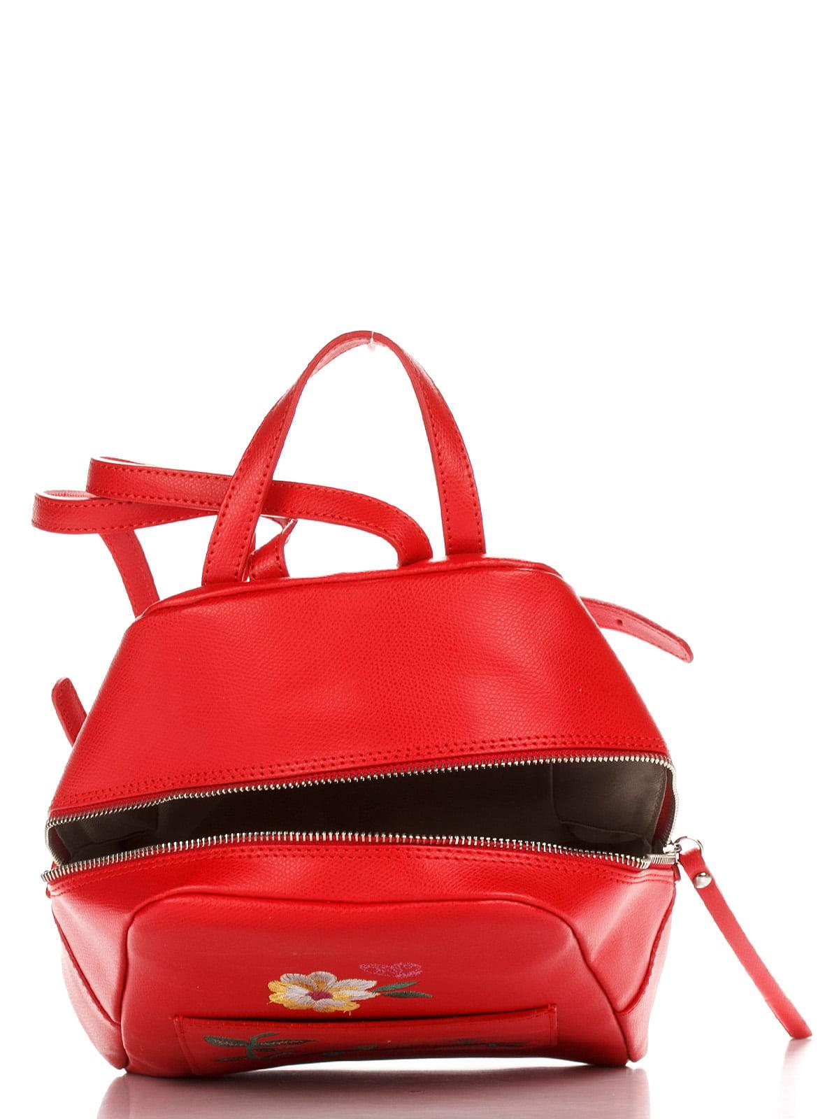 Рюкзак червоний   4757100   фото 4