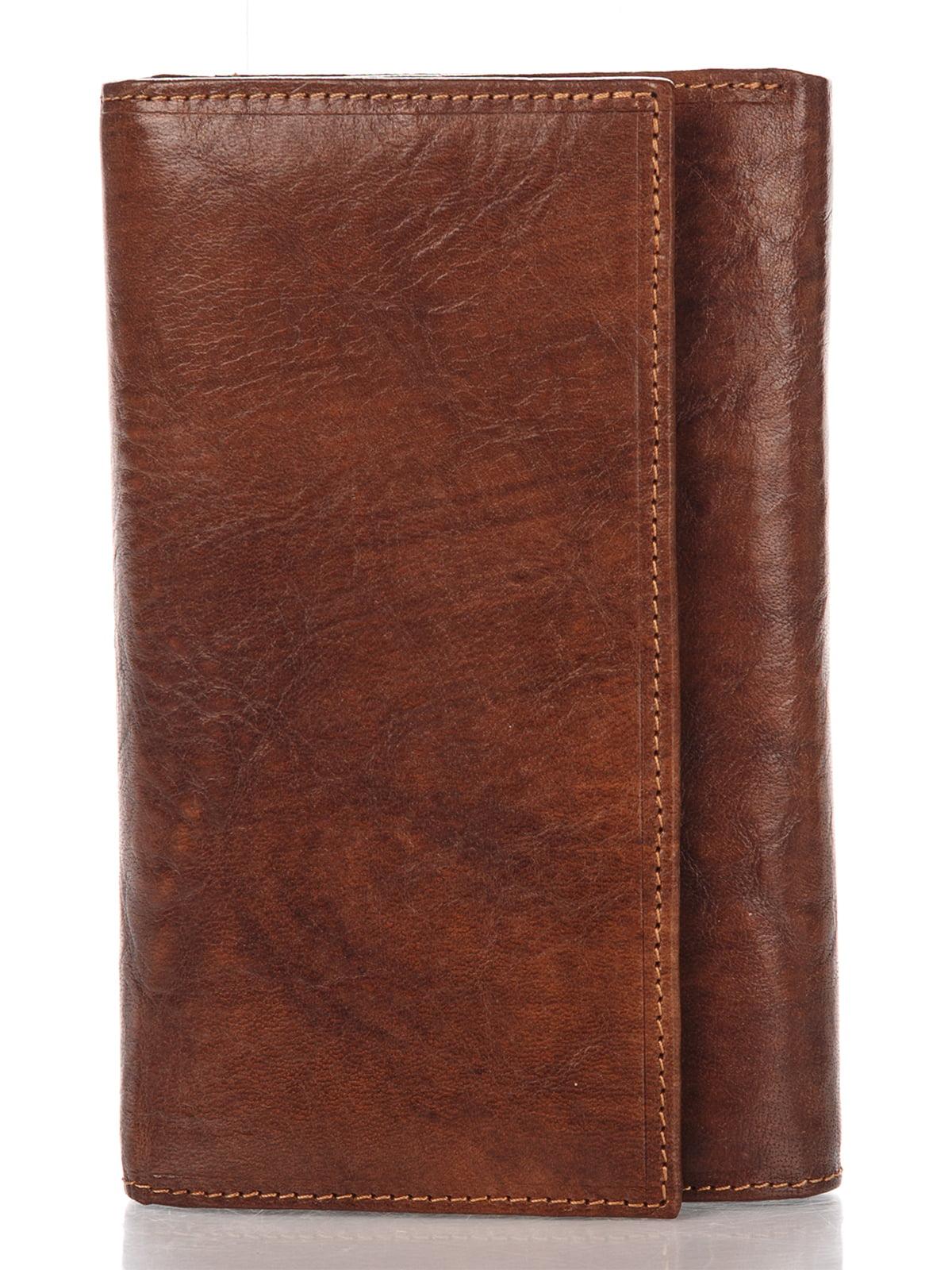 Бумажник коричневый   4757341