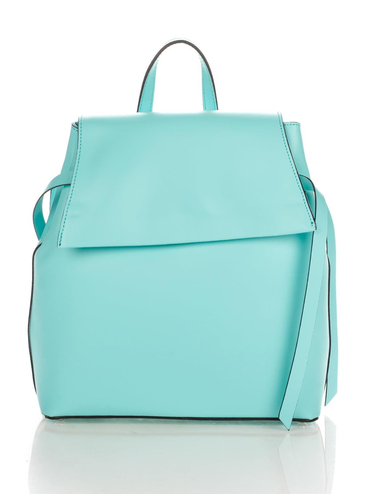 Рюкзак м'ятного кольору   4757503
