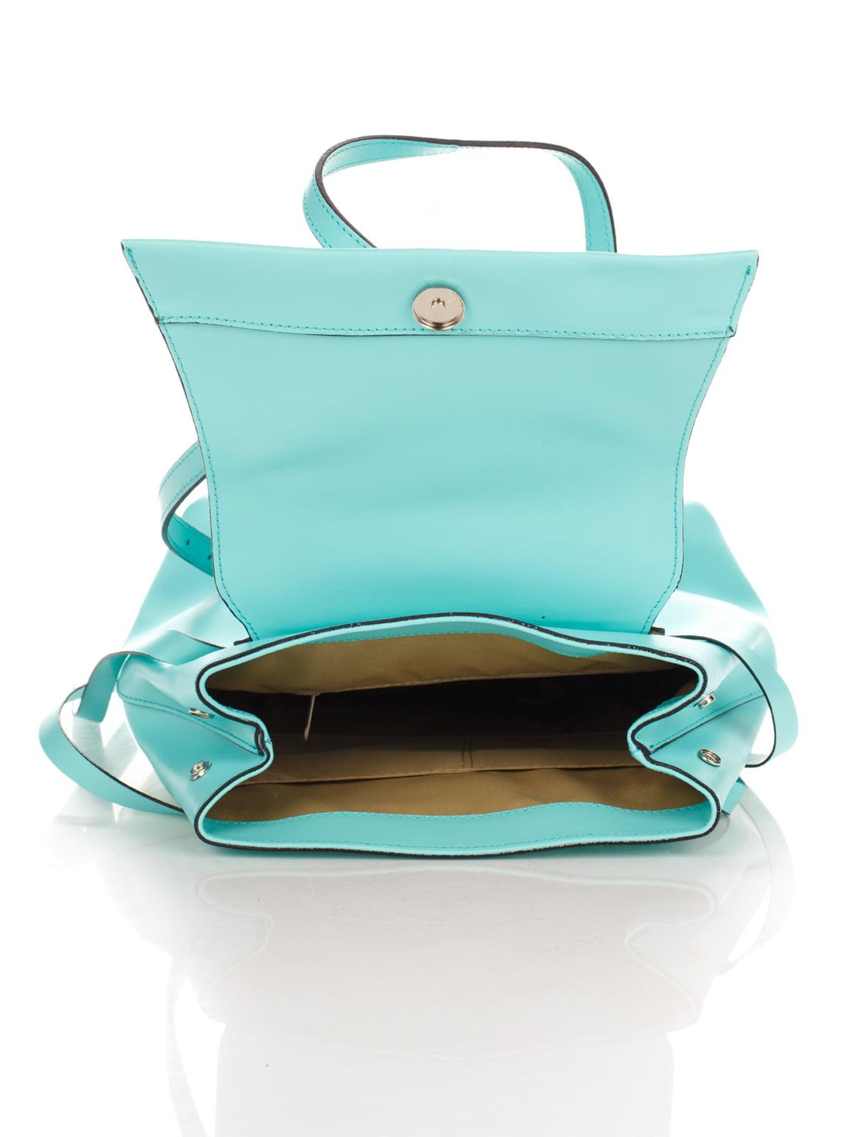 Рюкзак м'ятного кольору   4757503   фото 4