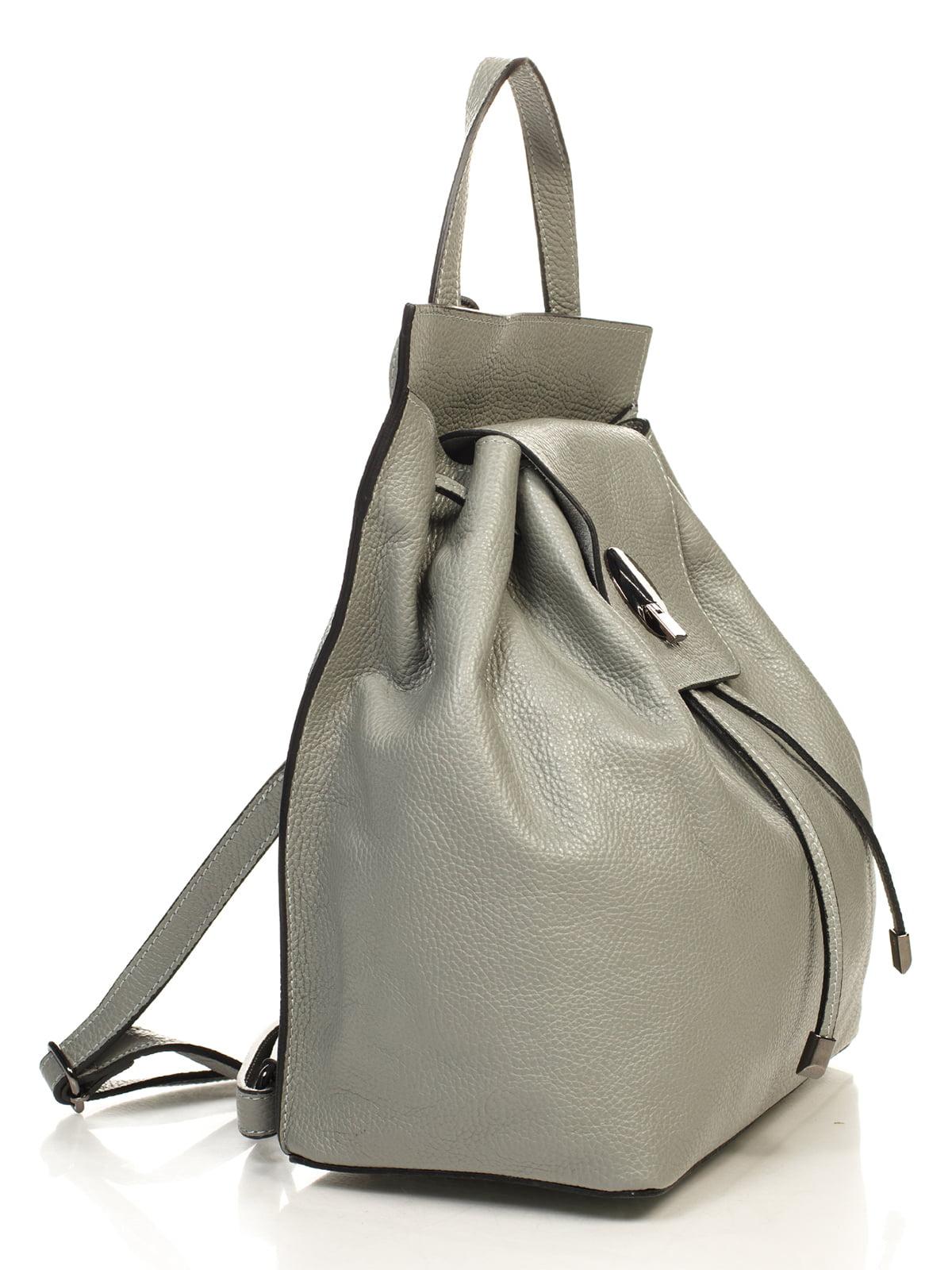 Рюкзак сірий   4757707   фото 3