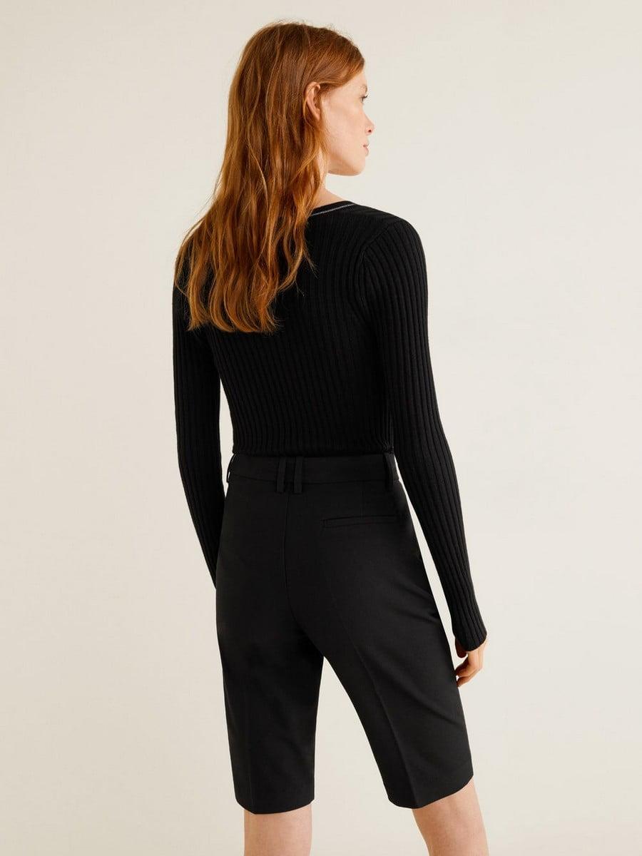 Пуловер черный | 4885572 | фото 3
