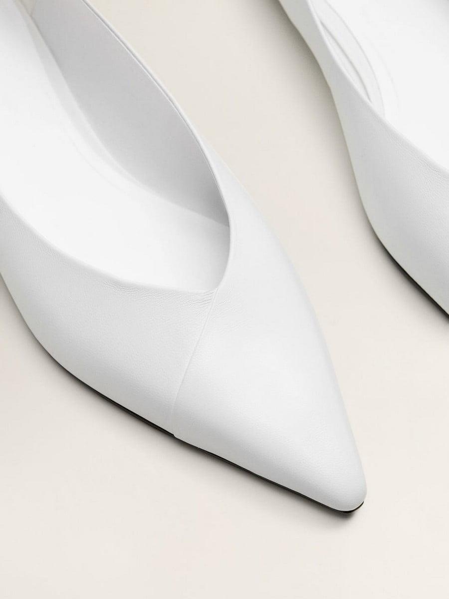Туфлі білі | 4885595