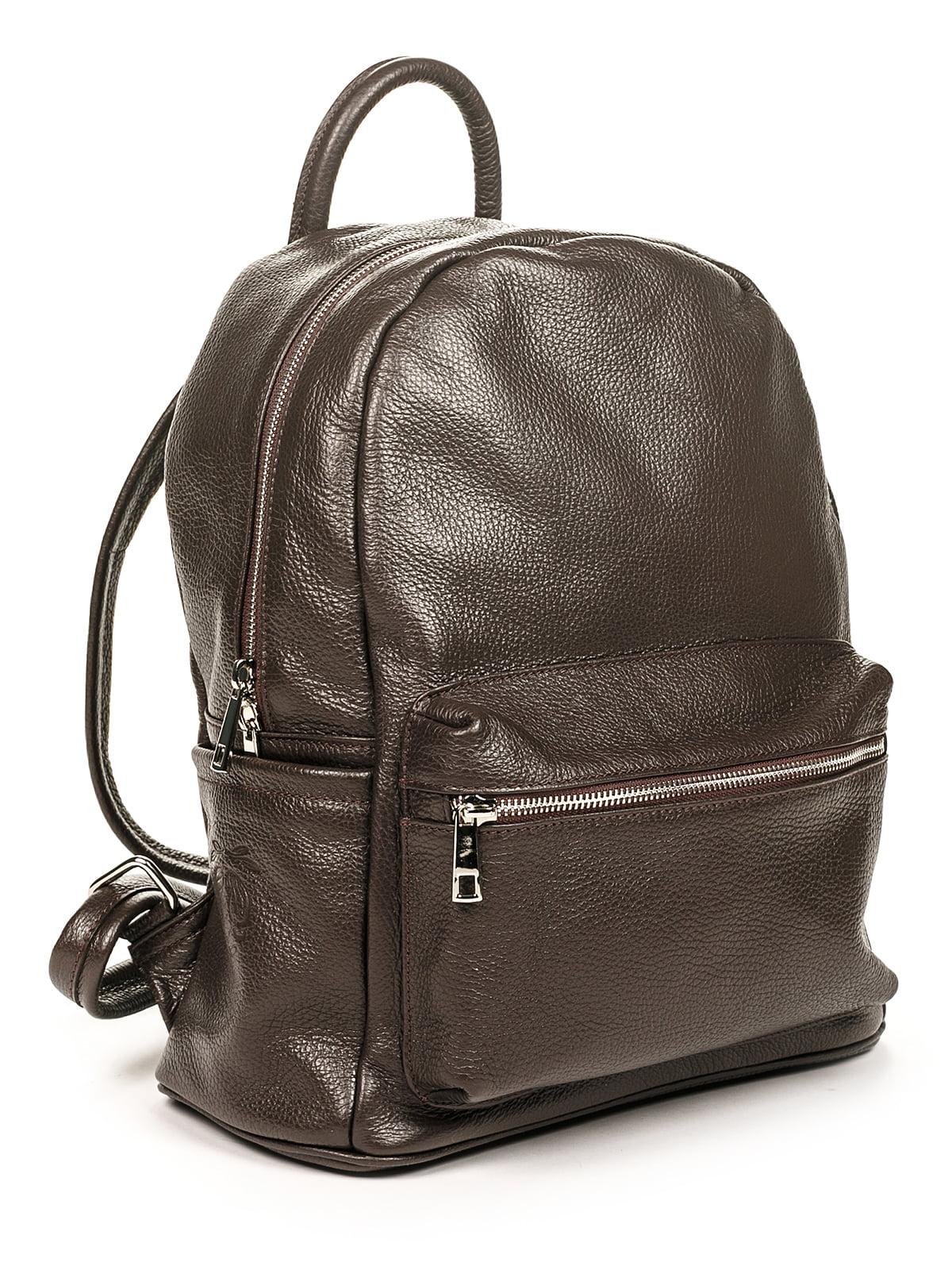 Рюкзак коричневий | 4979530 | фото 2