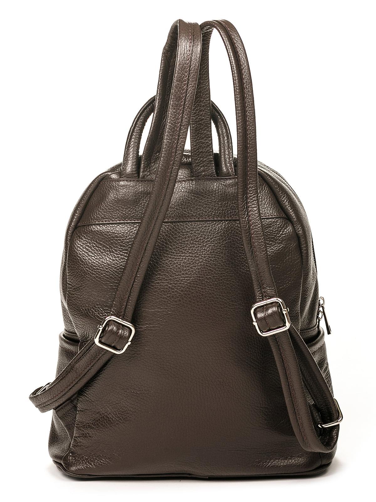 Рюкзак коричневий | 4979530 | фото 3