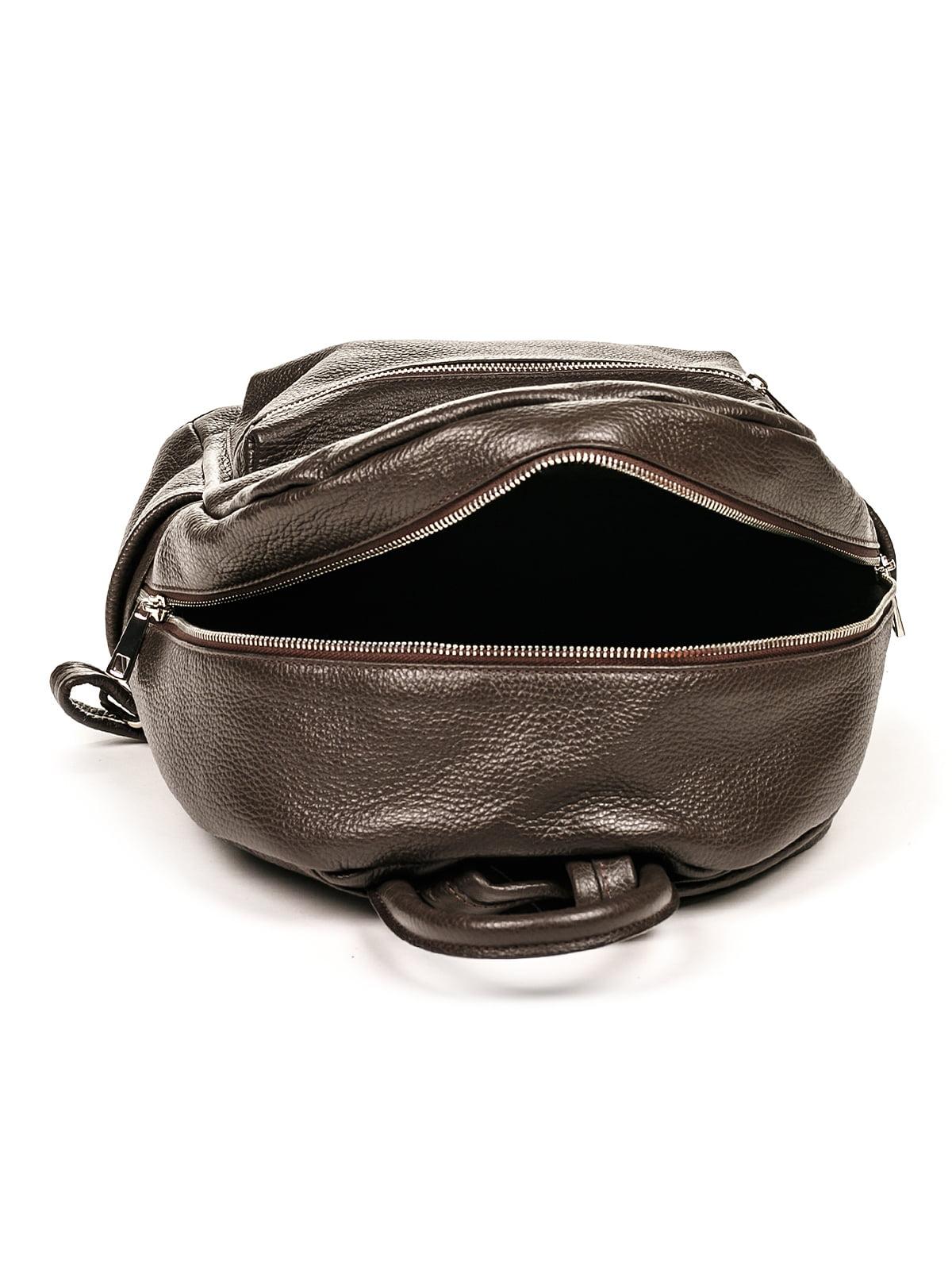 Рюкзак коричневий | 4979530 | фото 4