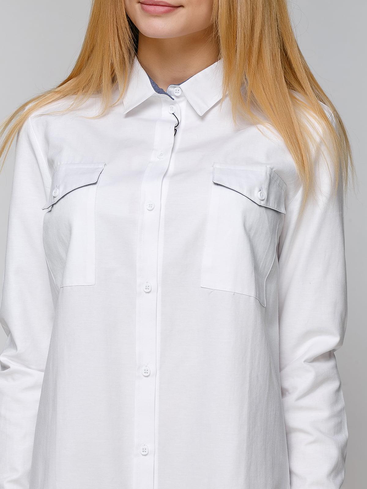 Платье белое | 4959223 | фото 3