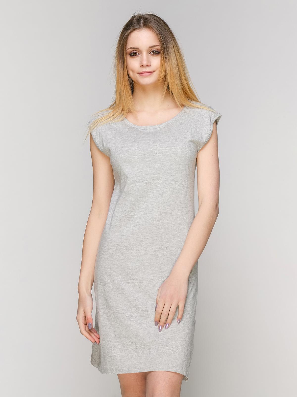 Сукня сіра | 4974526