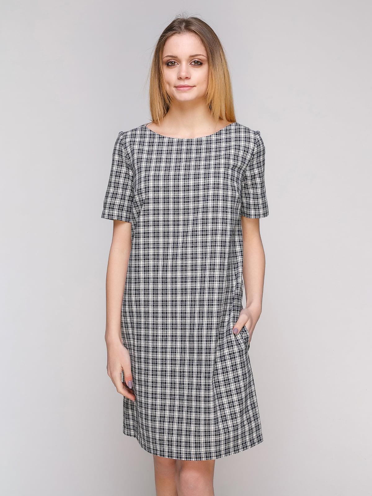 Платье в клетку | 4695350