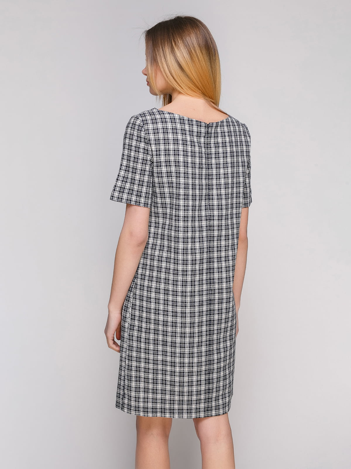Платье в клетку | 4695350 | фото 2