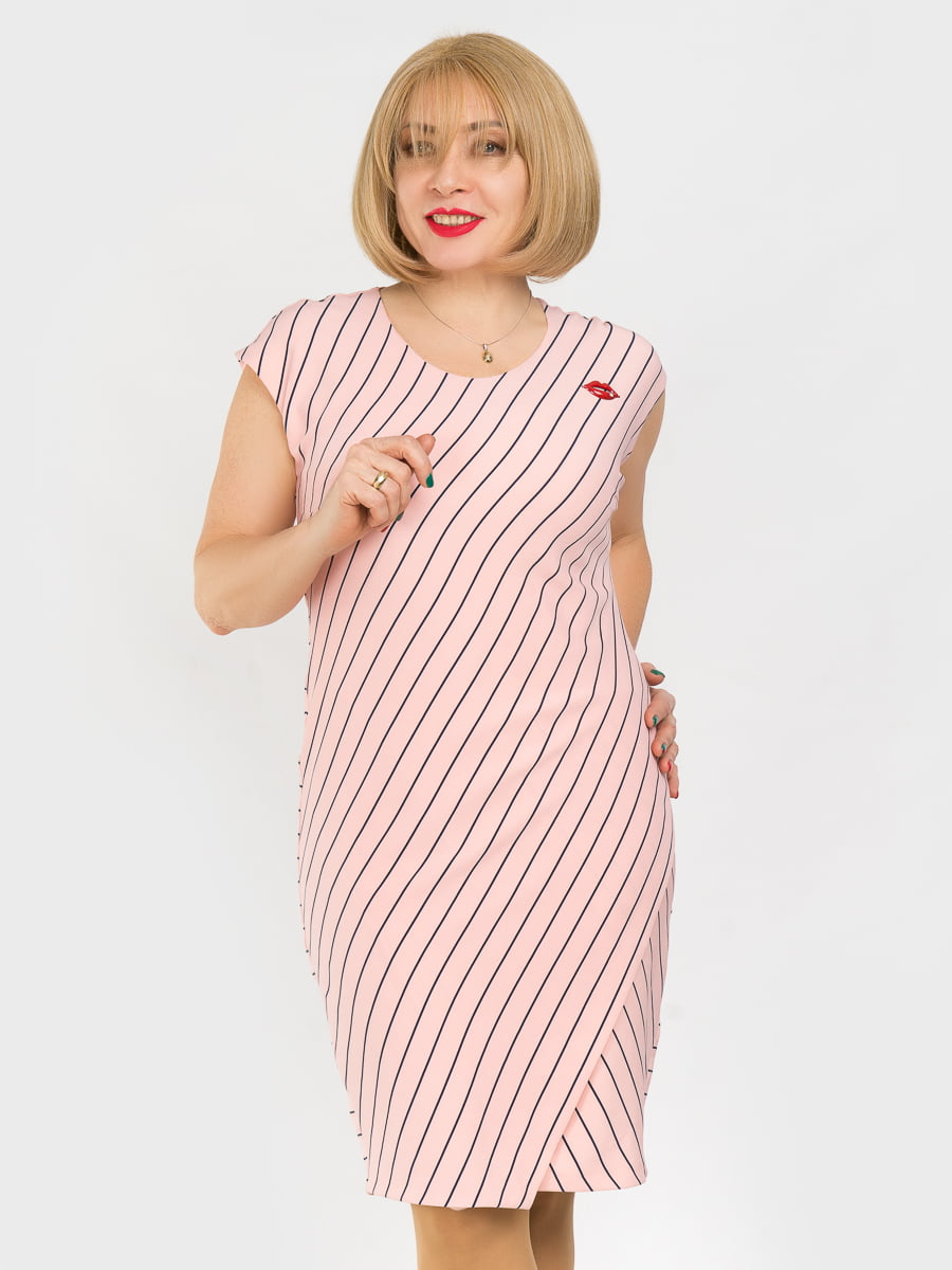 Платье в полоску | 4982848