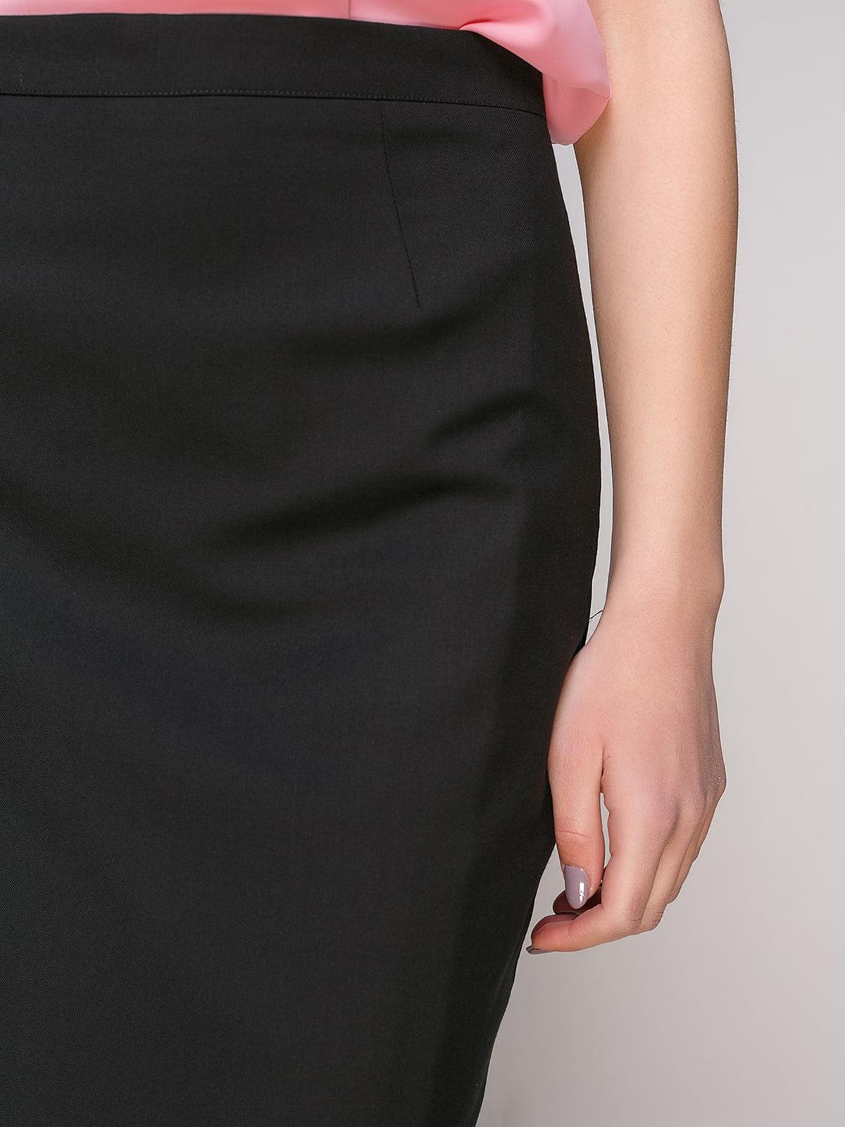 Юбка черная | 4959219 | фото 4