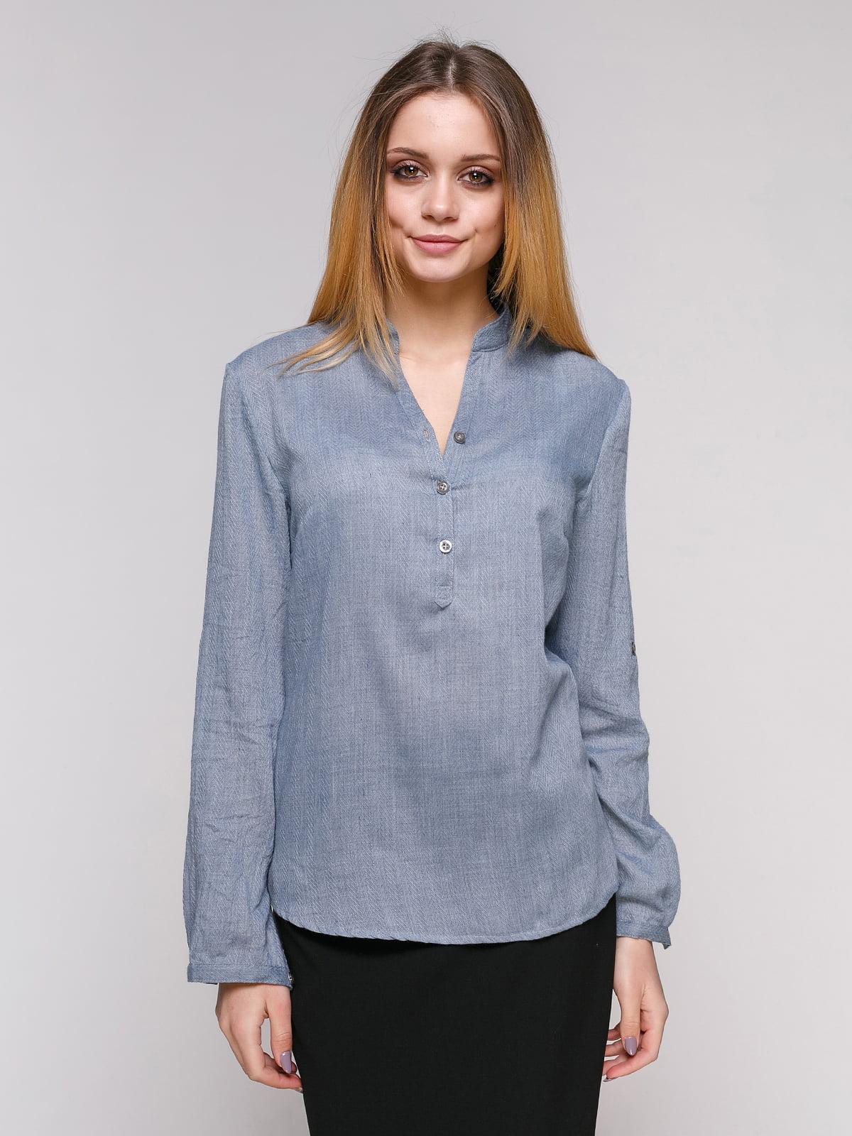 Блуза сіра | 4959200