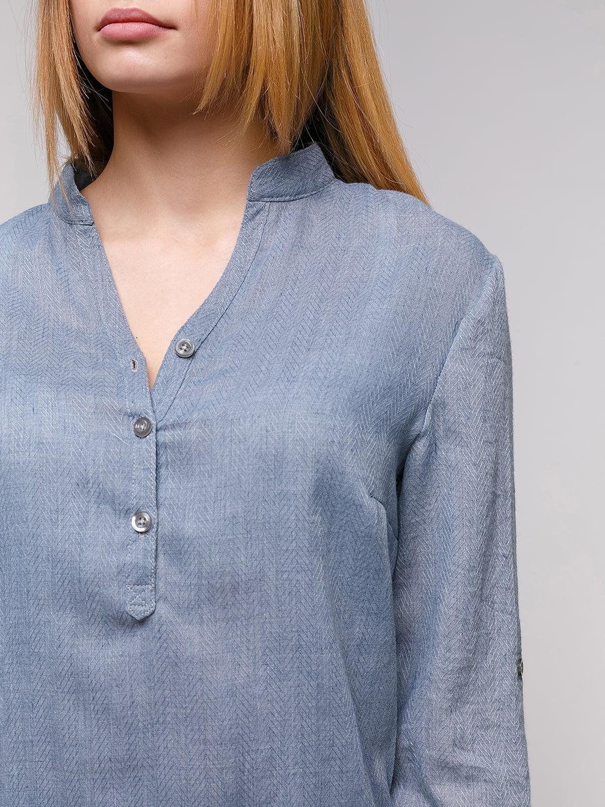 Блуза сіра | 4959200 | фото 3