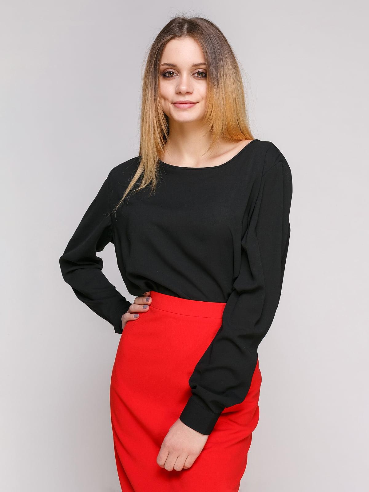 Блуза чорна | 4959266