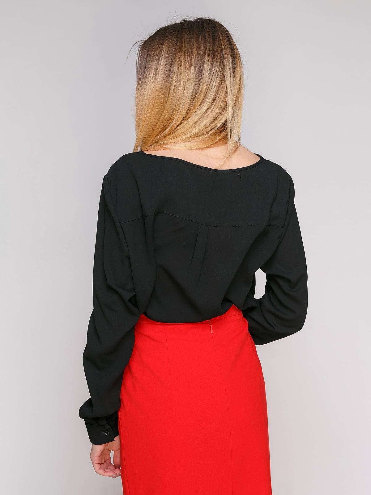Блуза чорна | 4959266 | фото 2