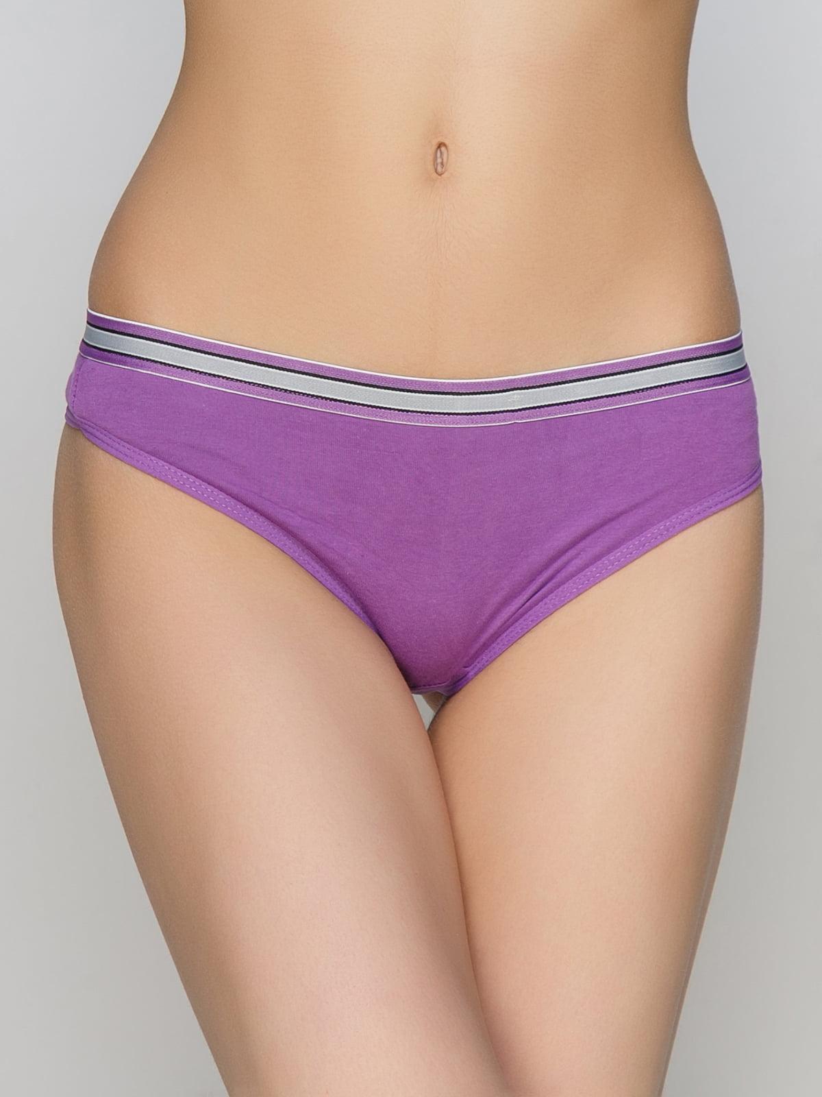 Труси фіолетові | 4978698