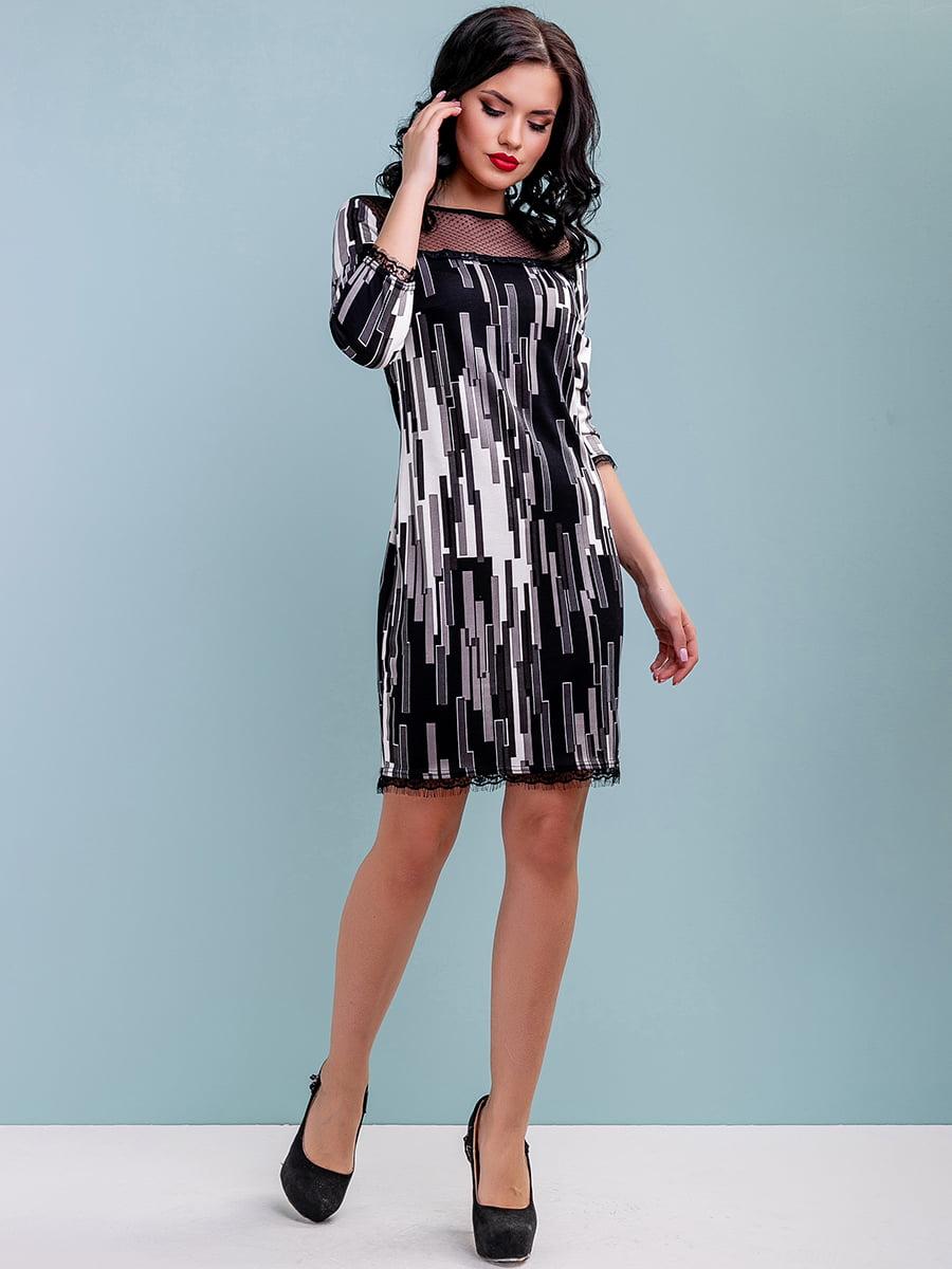 Сукня в принт | 4983730 | фото 4