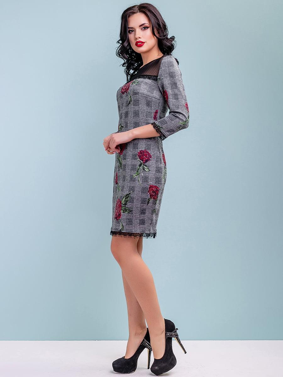 Сукня в квітковий принт | 4983731 | фото 4