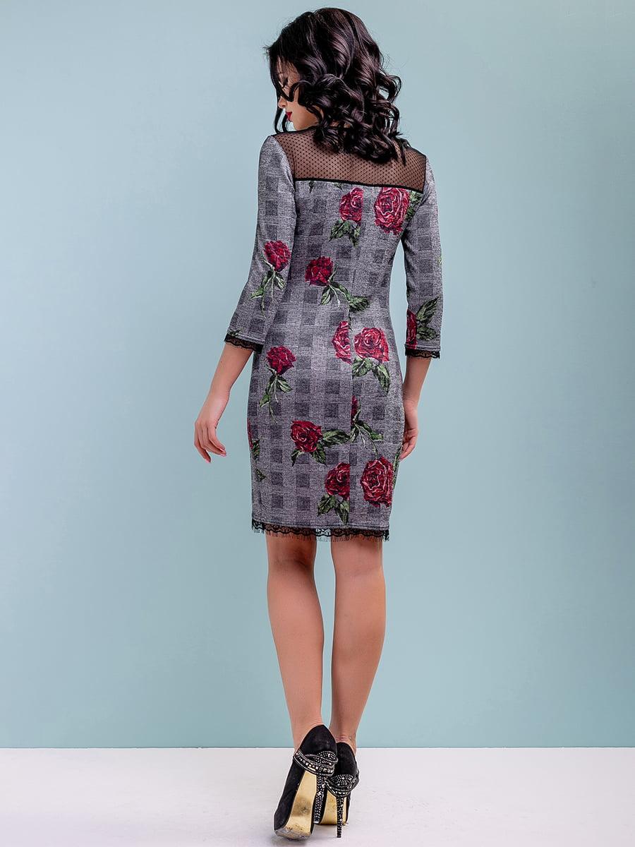 Сукня в квітковий принт | 4983731 | фото 5