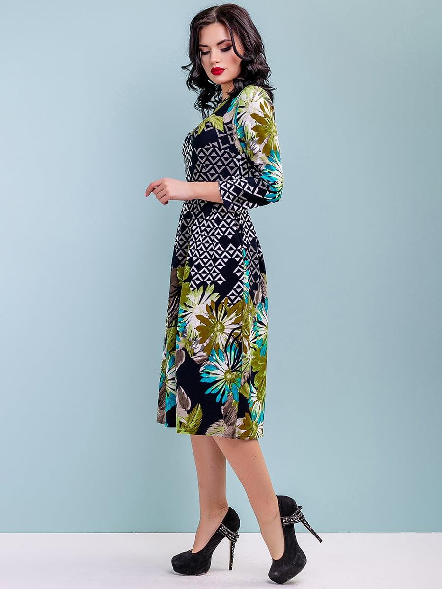 Сукня в квітковий принт | 4983746 | фото 5
