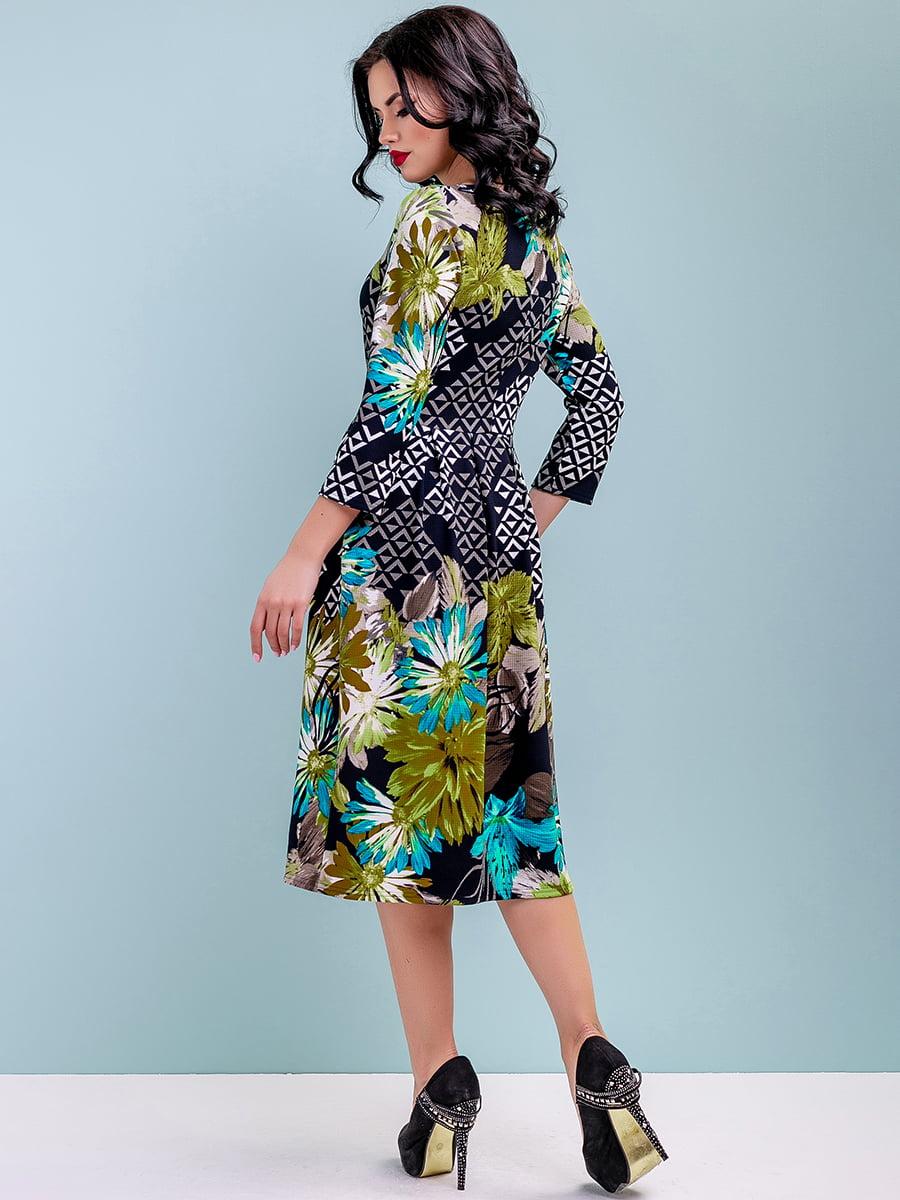 Сукня в квітковий принт | 4983746 | фото 6