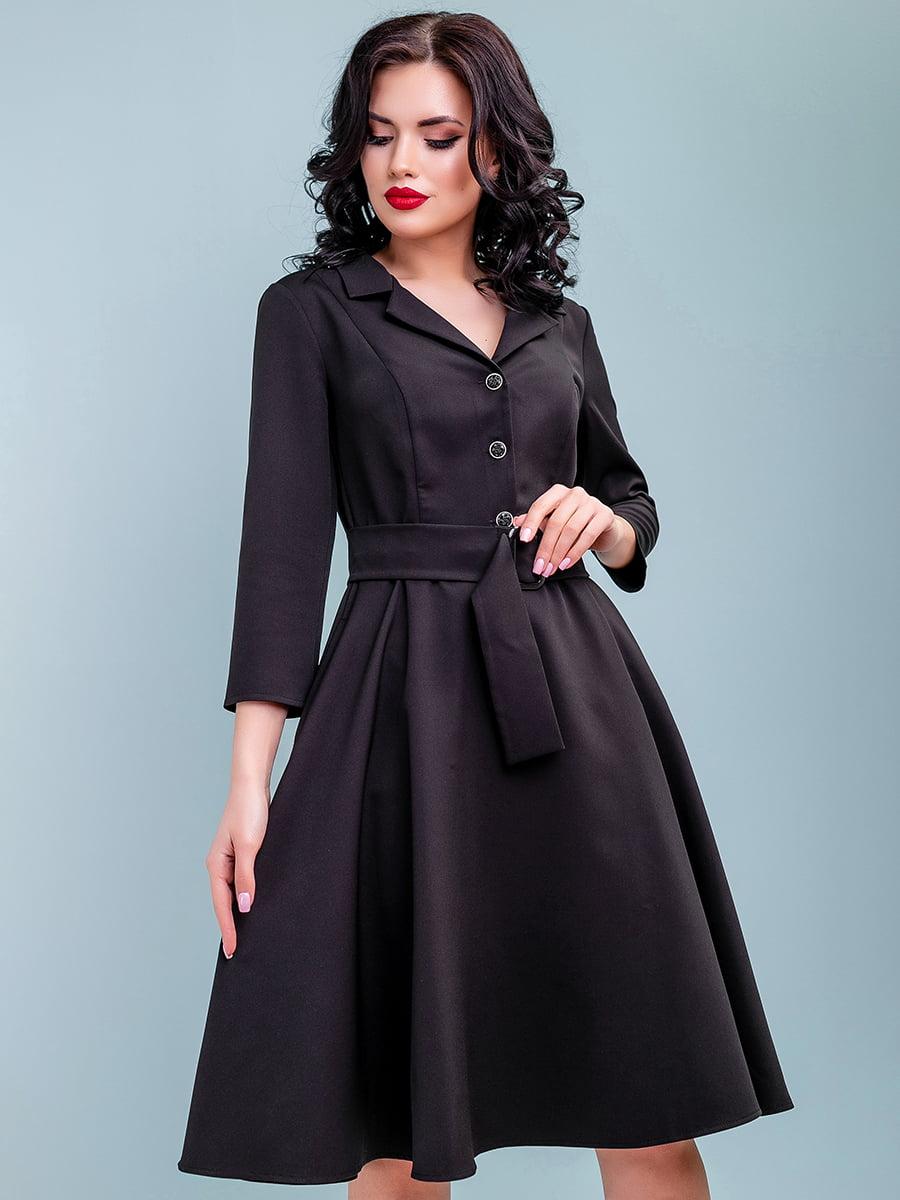 Сукня чорна | 4983750