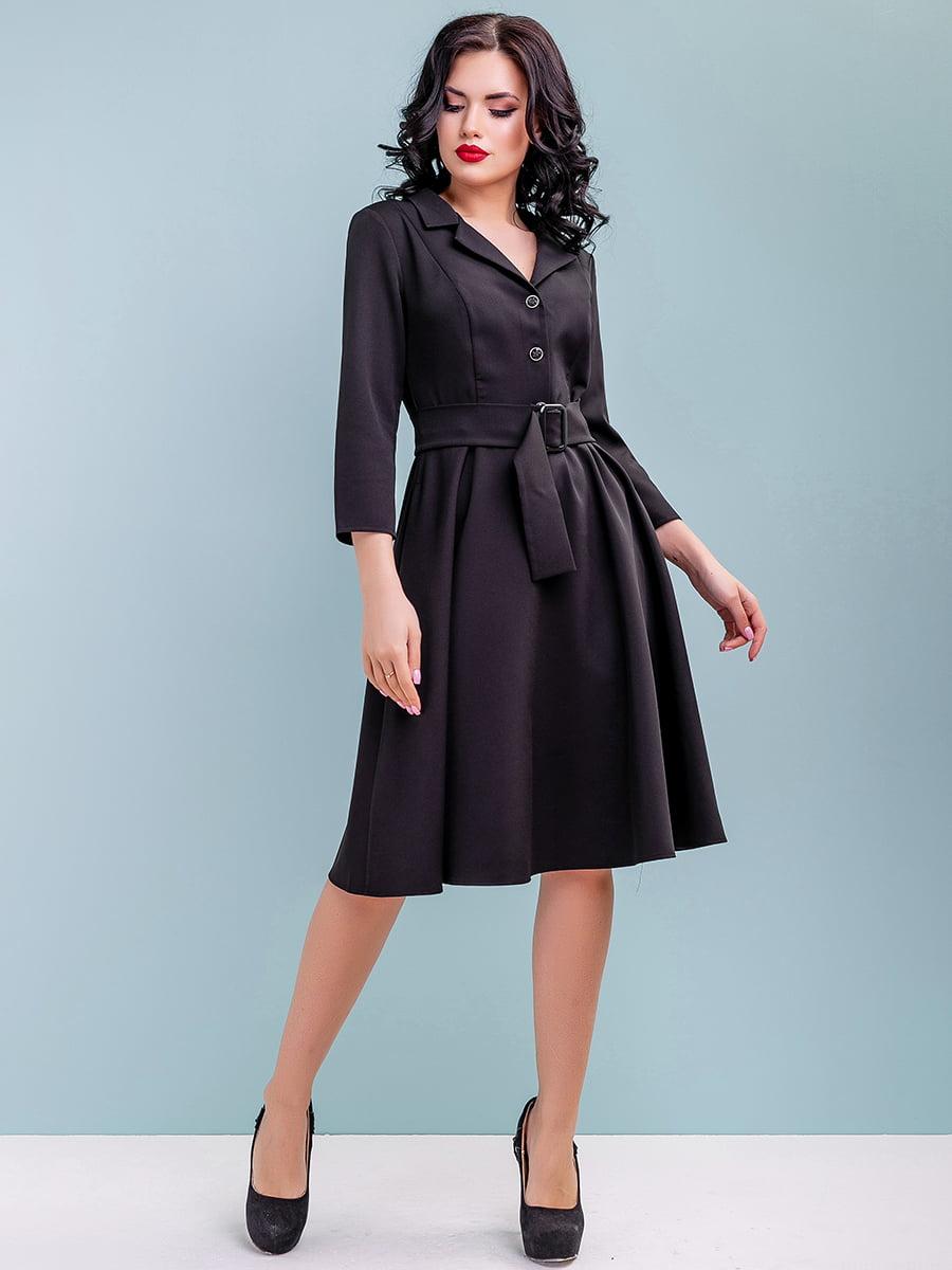 Сукня чорна | 4983750 | фото 3