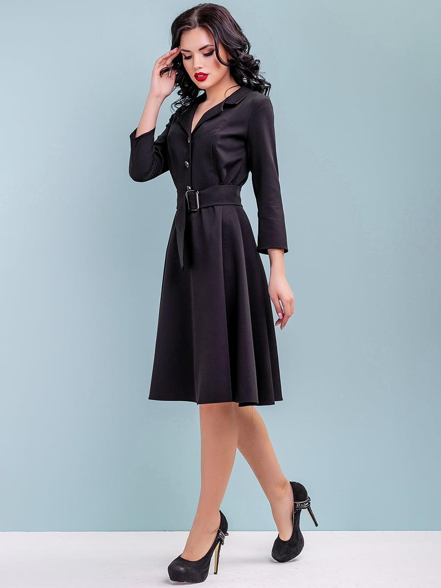 Сукня чорна | 4983750 | фото 4