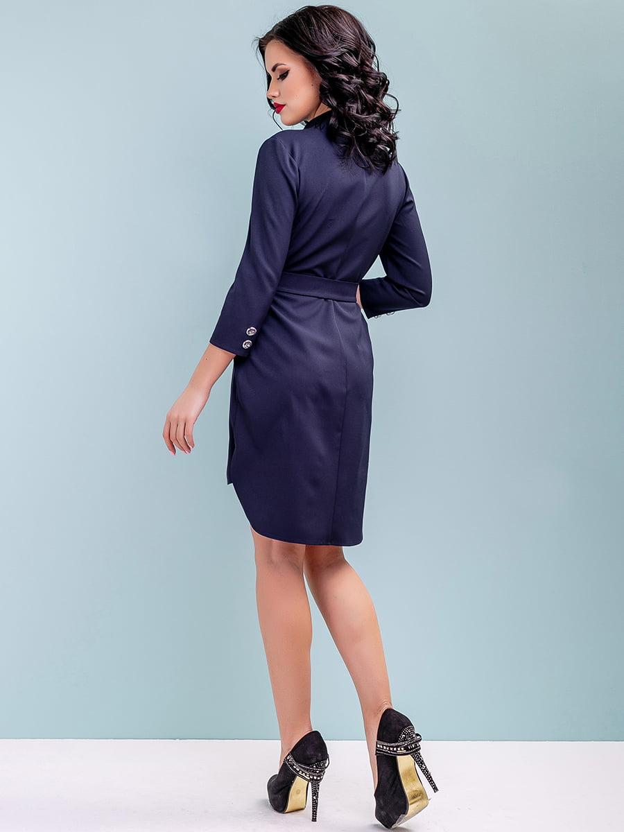 Сукня темно-синя | 4983756 | фото 7