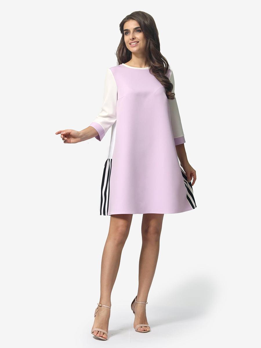 Сукня бузкова | 4983765