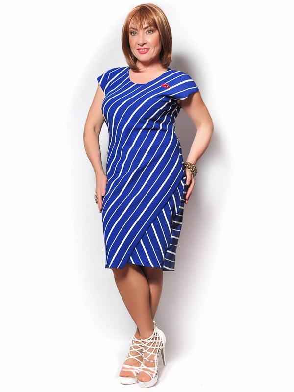 Платье в полоску | 4948032