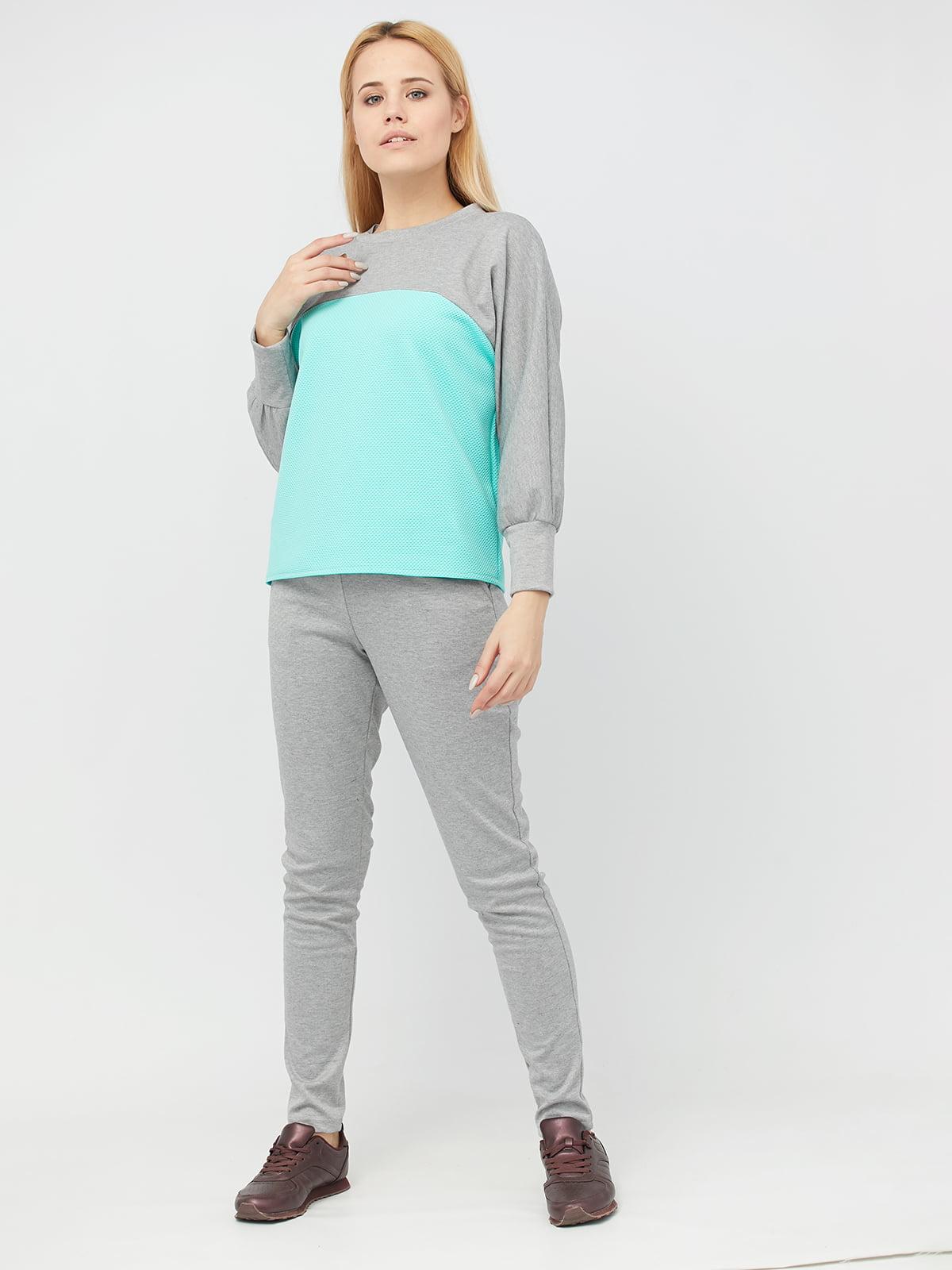 Костюм: свитшот и брюки | 4983983