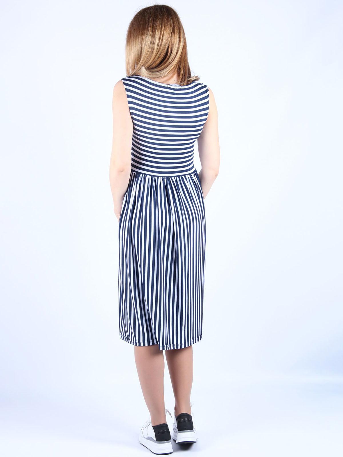 Сукня в смужку | 4984045 | фото 2