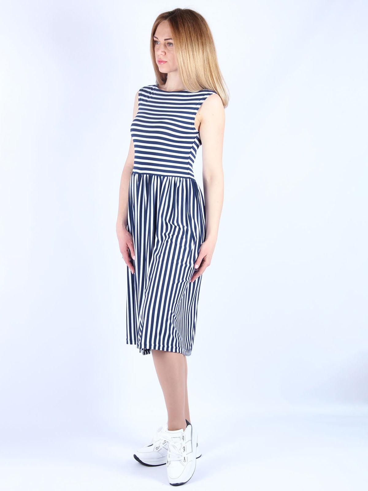 Сукня в смужку | 4984045 | фото 3